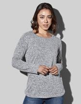 Knit Sweater Long Sleeve for women